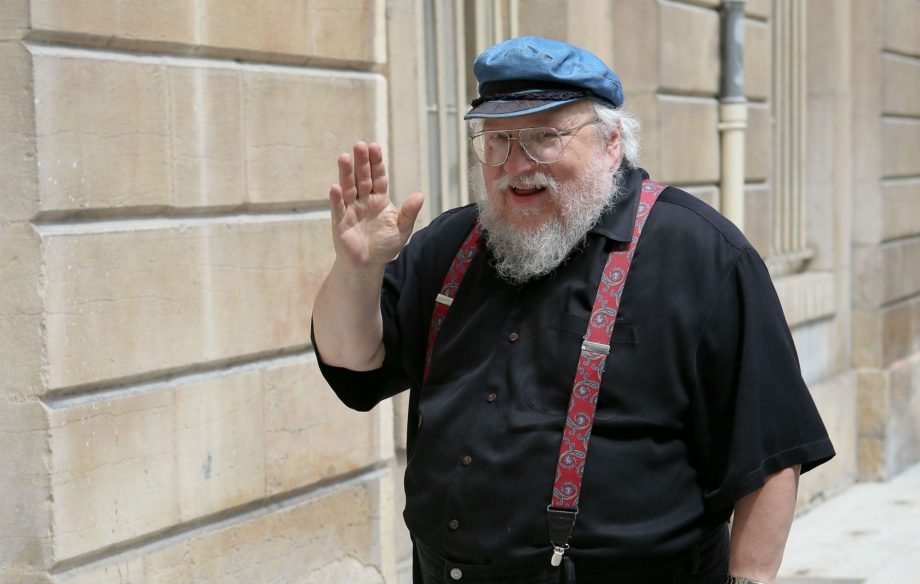 'Game of Thrones' creator George RR Martin has been working on a Japanese video game