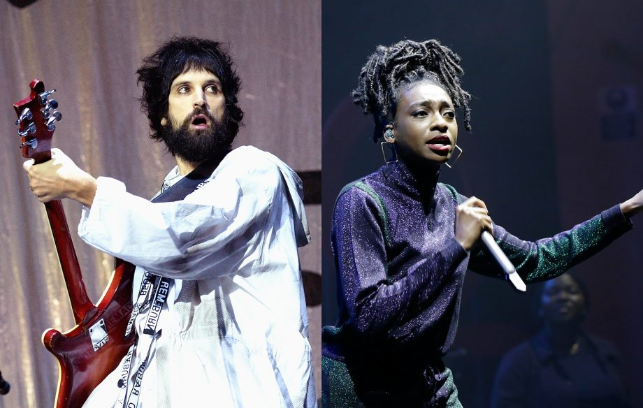 Listen to 'Favourites', the first solo single from Kasabian's Serge Pizzorno, featuring Little Simz