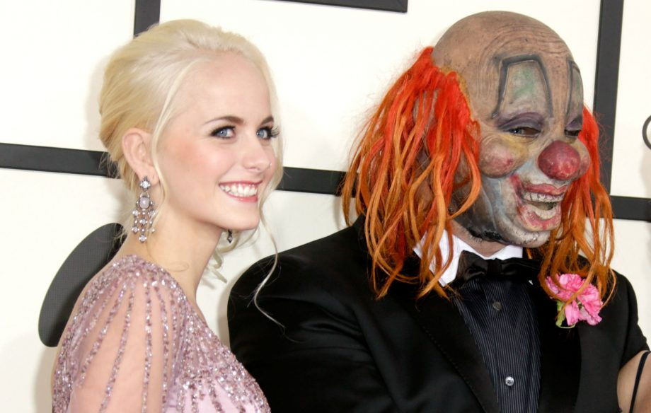 Slipknot's Shawn 'Clown' Crahan thanks fans for support after his daughter's death