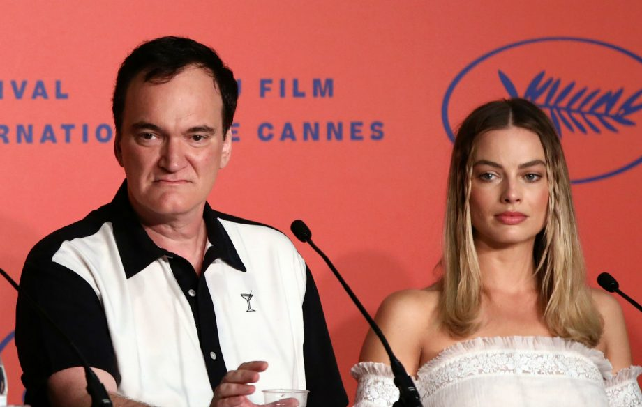Quentin Tarantino dismisses journalist's question about Margot Robbie's limited screen time in 'Once Upon A Time In Hollywood'