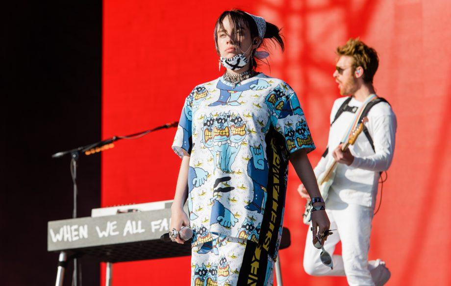Billie Eilish Denies Rumours Of New Album But Hints At Justin