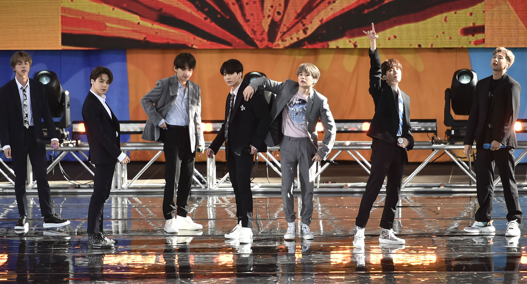 Bts New Mobile Game Bts World Will Be Released This Week