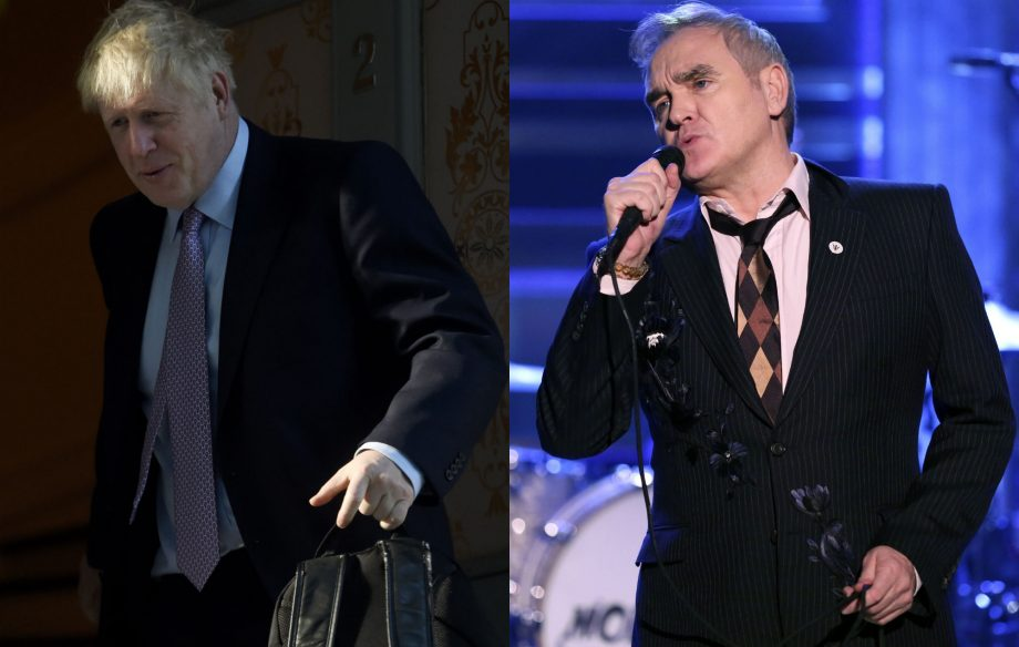 If the Tory leadership candidates were pop stars…
