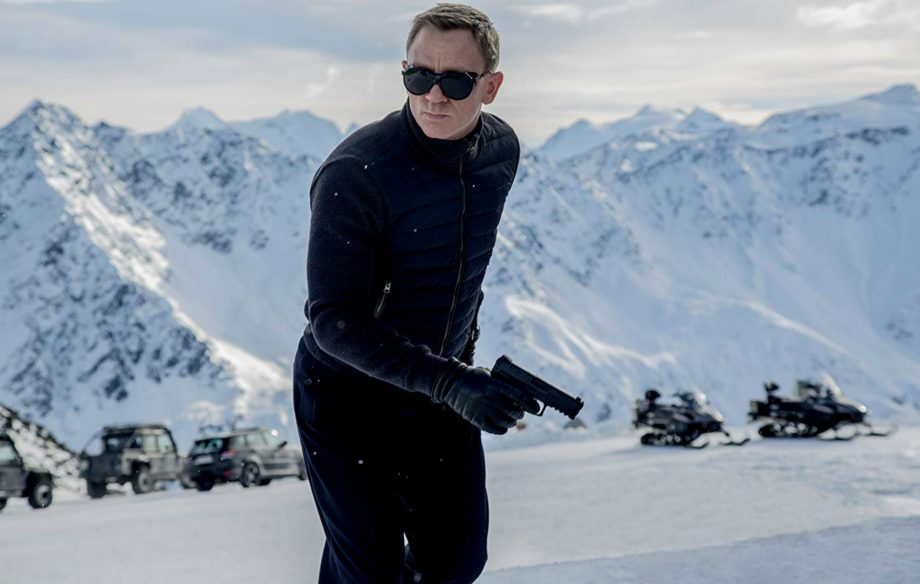 'James Bond' film crew spark terror alert at UK air base