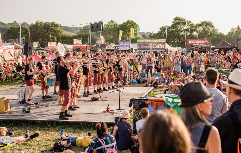 An anti-Pyramid Glastobury – we look at the micro-sized stages that make the festival so special