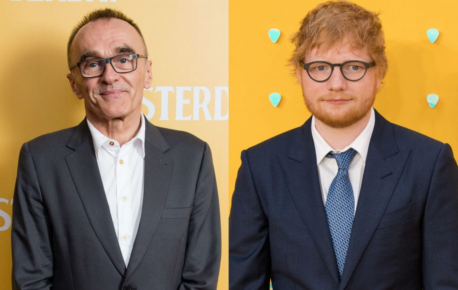 Danny Boyle reveals Ed Sheeran wasn't his first choice to appear in 'Yesterday.'