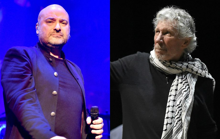"Disturbed frontman slams Roger Waters ""and his Nazi comrades"" for demands to boycott Israel"