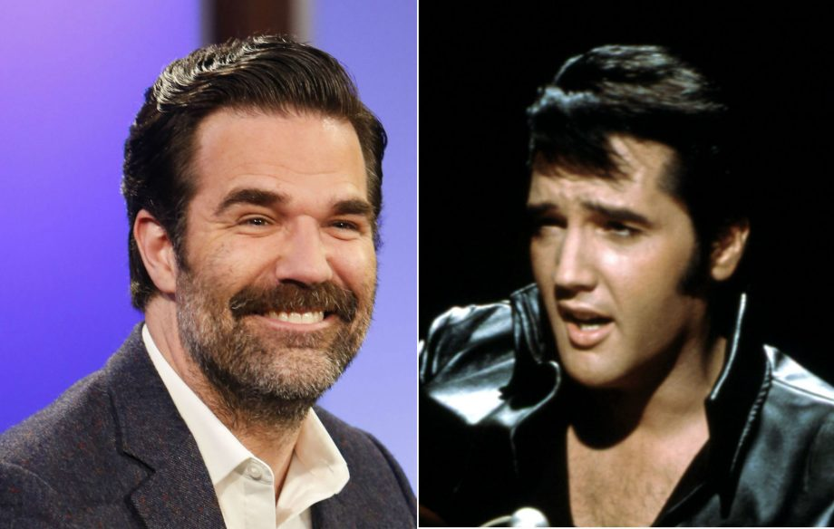 Rob Delaney reveals he was meant to play Elvis in 'Rocketman'