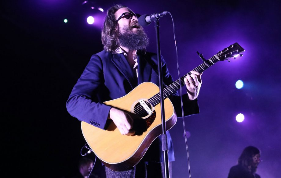 Watch Father John Misty perform a soaring new song, 'Tell It Like It Is'