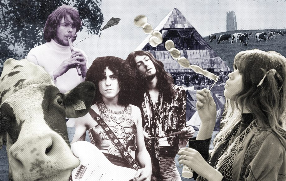 Hippies in bloomers, army bell tents and Stackridge – the story of the first ever Glastonbury Festival, by those who were there