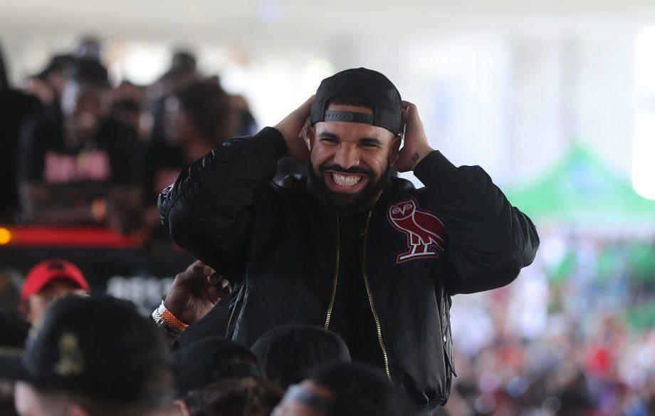 Watch Drake's new music video for Toronto Raptors