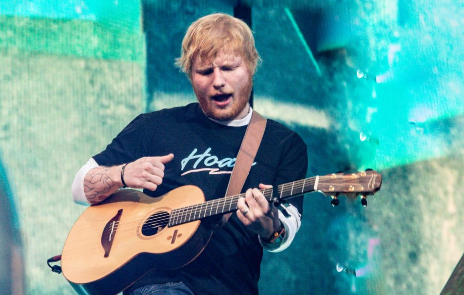 Ed Sheeran announces tracklisting and special guests for new album 'No.6 Collaborators Project'
