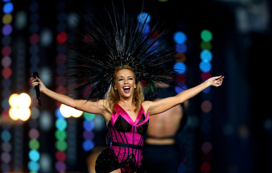 Kylie Minogue joins epic Open'er 2019 line-up