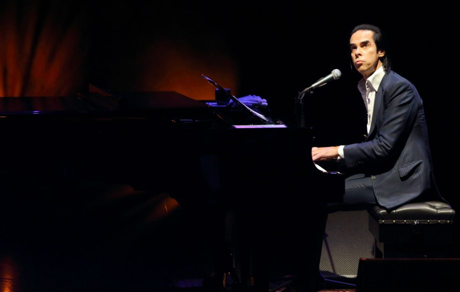 Conversations With Nick Cave at The Barbican: a Q&A, gig and a sharing of wisdom