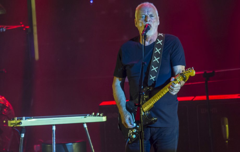 David Gilmour's legendary 'Black Strat' breaks world record for any guitar sold at auction