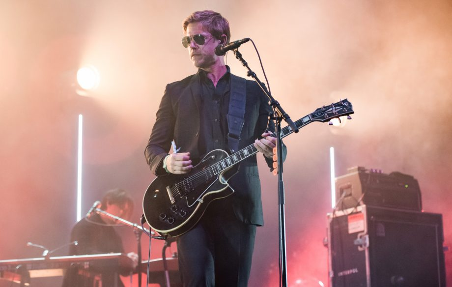 Interpol to celebrate 15th anniversary of 'Antics' with limited-edition vinyl