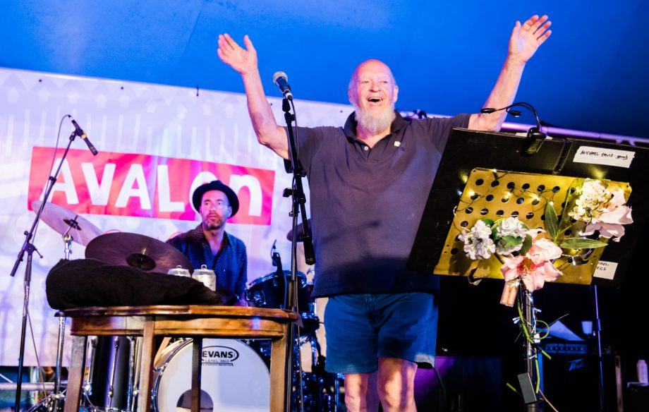 """Glastonbury's Michael Eavis says a """"big, big band"""" is reforming for this year's Pilton Party"""