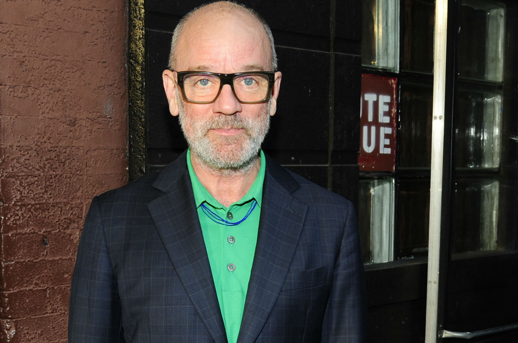 "R.E.M frontman Michael Stipe says he's ""proud"" he was always open about his sexuality"
