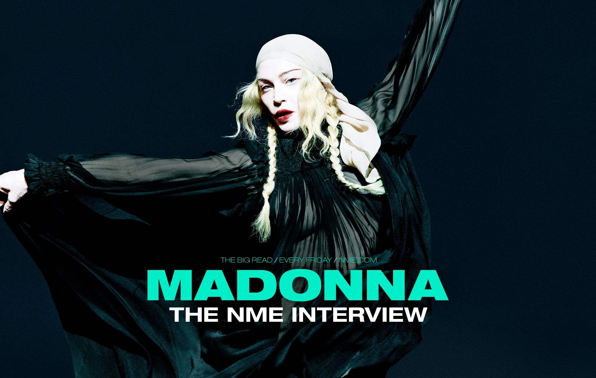 MADONNA NME Interview