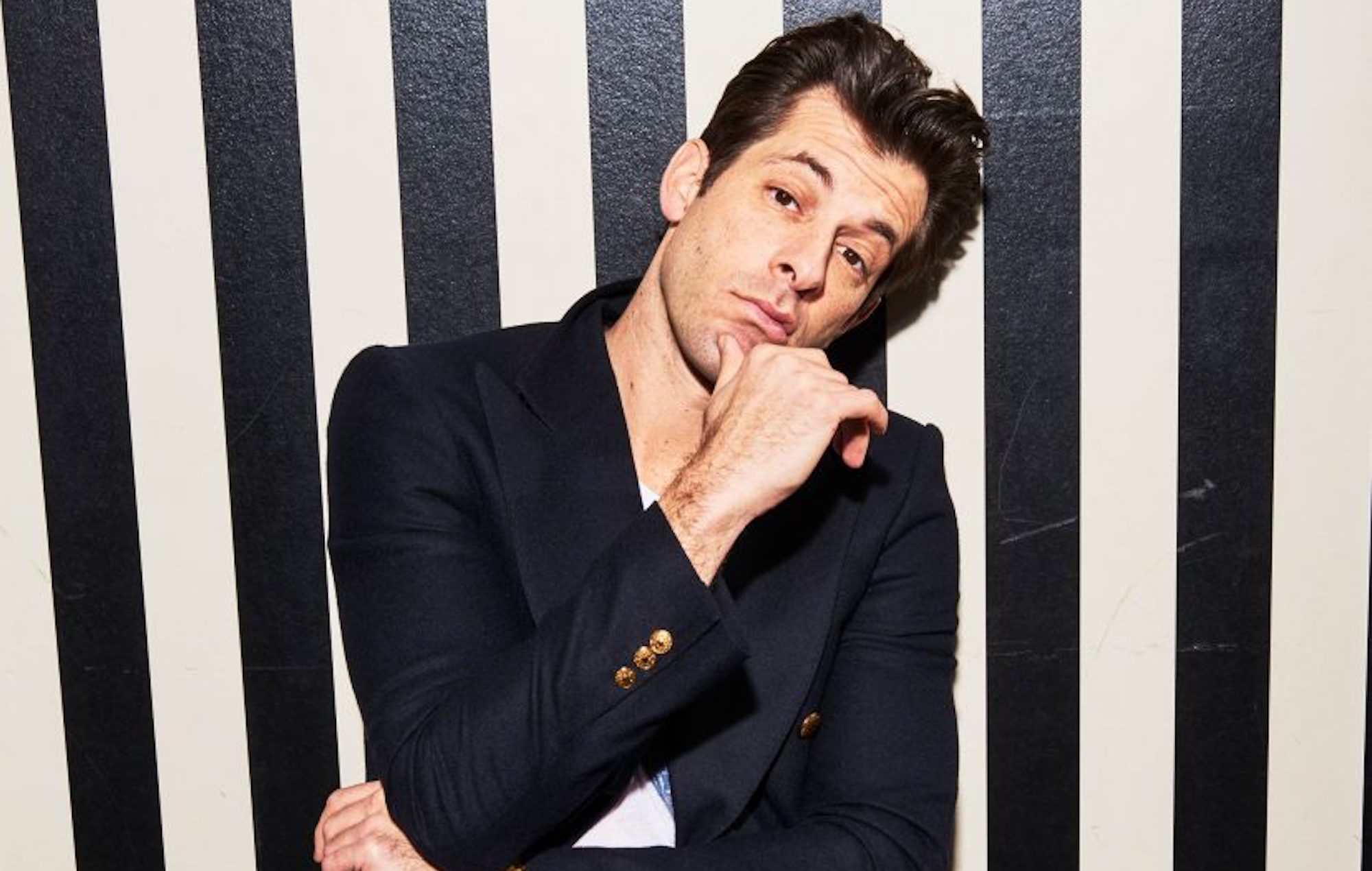 Watch the trailer for a new documentary about Mark Ronson