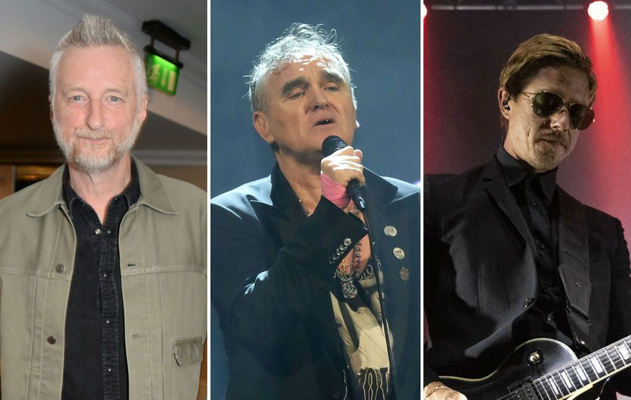 Interpol And Billy Bragg Respond To Morrissey S Latest