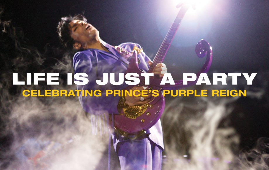 Prince's purple reign, remembered by his closest friends and