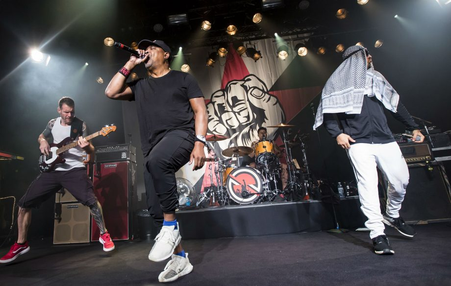 Rap rock supergroup Prophets Of Rage return with new single 'Made With Hate'