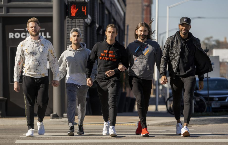 Watch the emotional new trailer for season 4 of 'Queer Eye'
