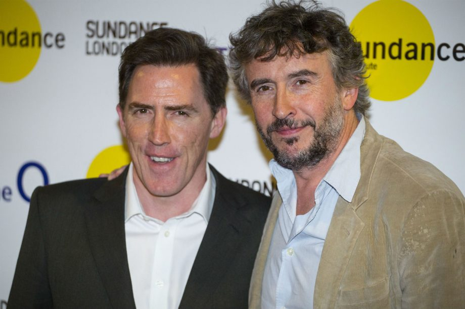 Steve Coogan and Rob Brydon have started filming a new series of 'The Trip'