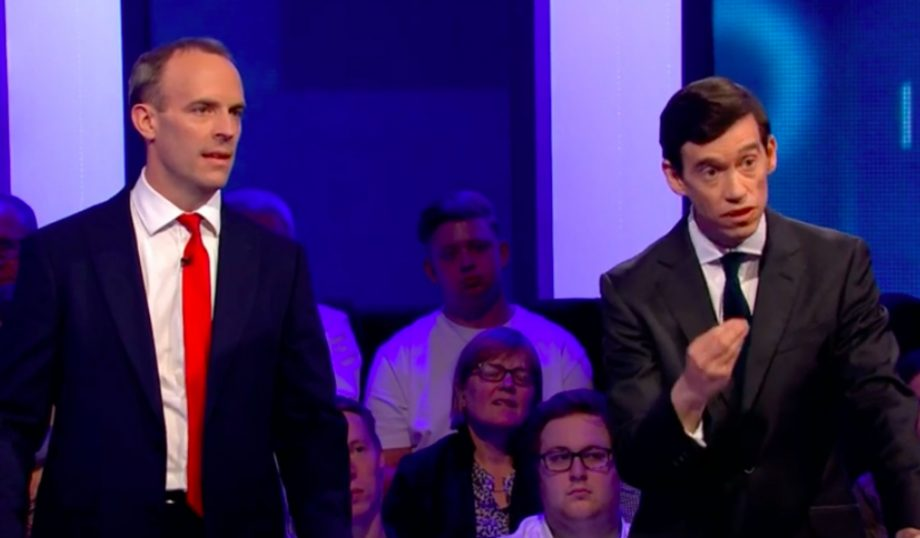 The five cringiest moments from the televised Tory leadership debate
