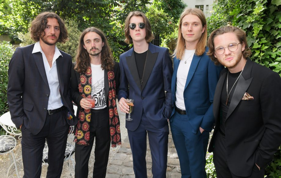 Listen to two brand new songs by Blossoms, including new single 'Your Girlfriend'