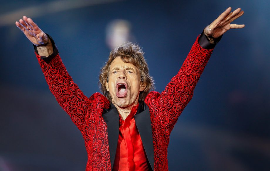 Watch Mick Jagger make energetic return on first date of The Rolling Stones' North American tour