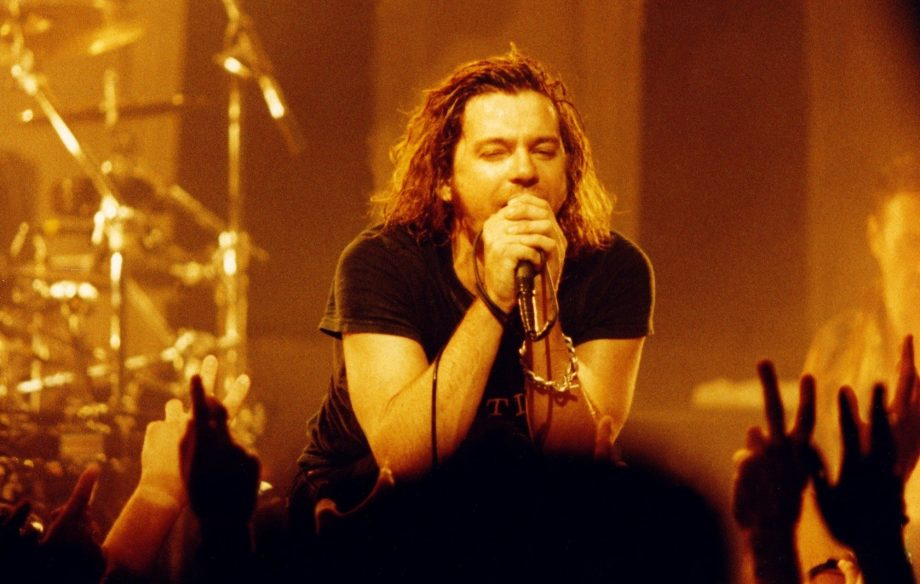 Listen to a previously unreleased version of INXS's 'Please (You Got That)' with Ray Charles
