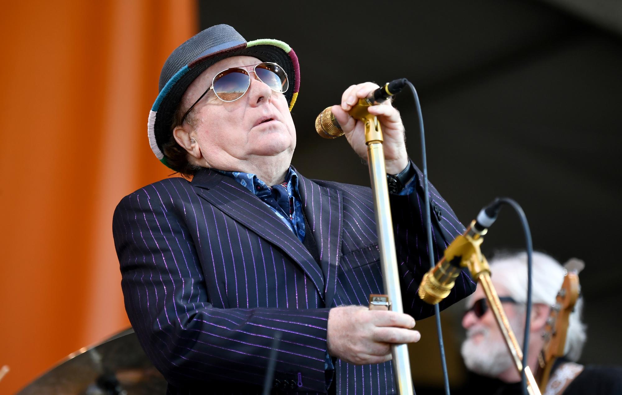 Van Morrison Tour 2020 Van Morrison announces string of UK shows for 2019 and 2020