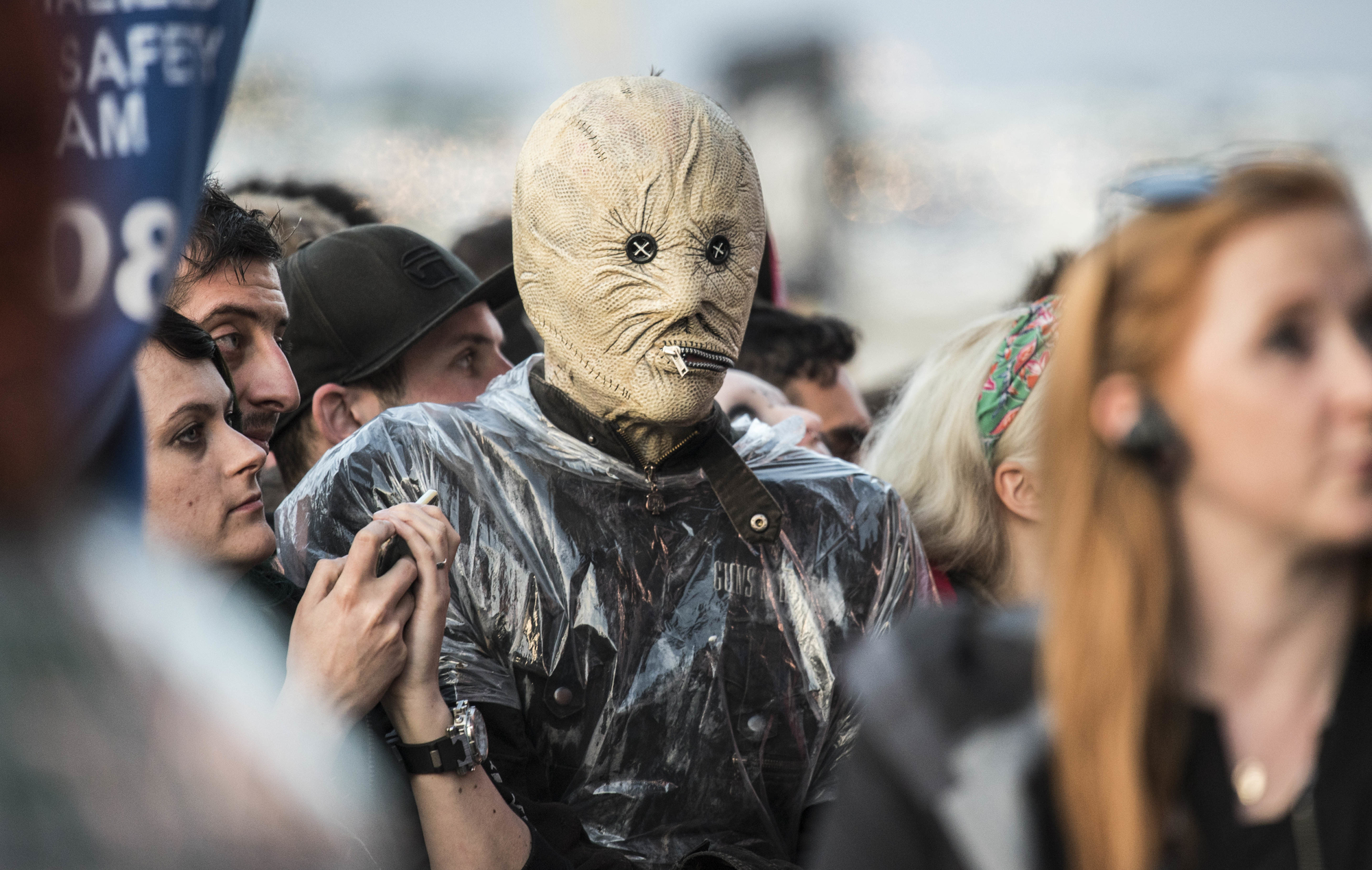 Slipknot's blistering set at Download festival 2019 showed