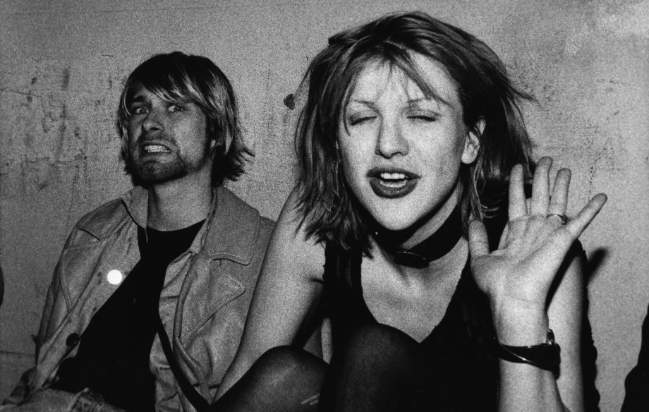 Courtney Love says she once saw Kurt Cobain's ghost and he spoke to her