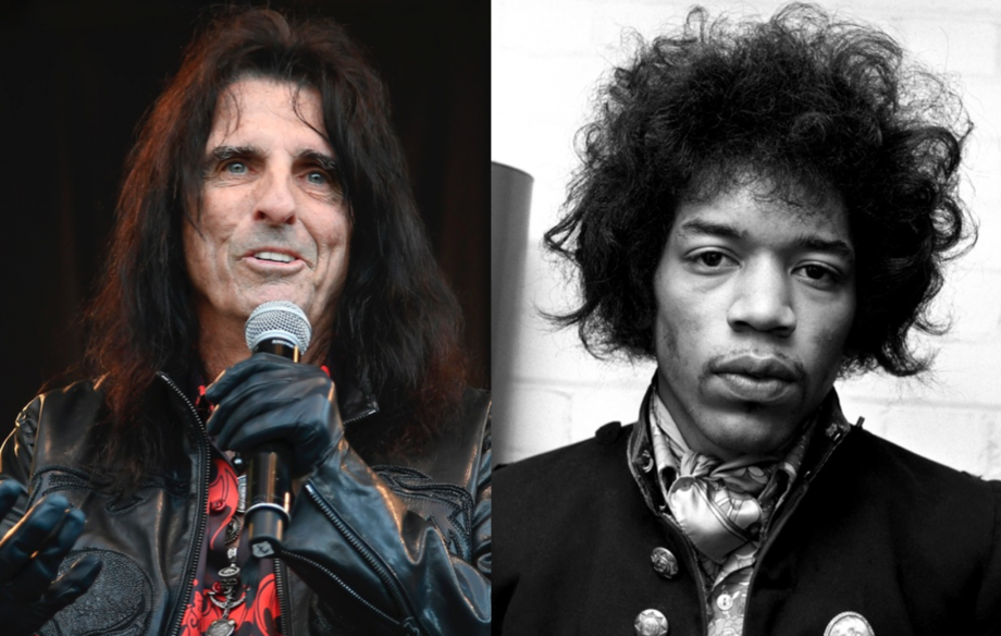 "Alice Cooper recalls the time Jimi Hendrix told him he'd ""go crazy"" if he had to play 'Foxy Lady' one more time"