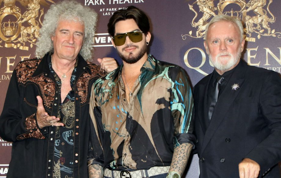 "Adam Lambert says he ""knows nothing"" about a new Queen album"
