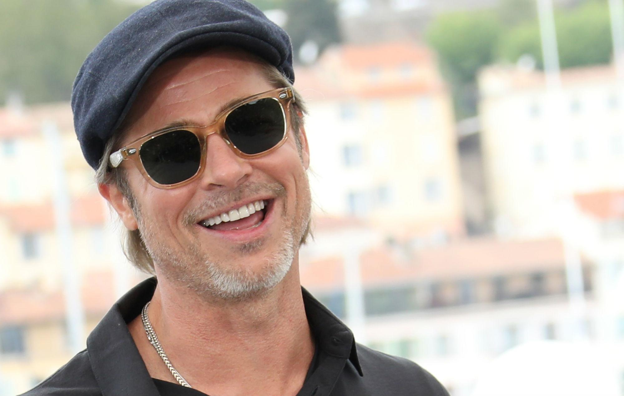 Brad Pitt threatens to sue Straight Pride over 'mascot ...