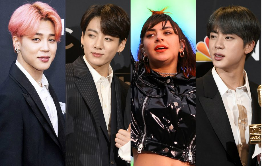 Listen to BTS and Charli XCX join forces on new song 'Dream