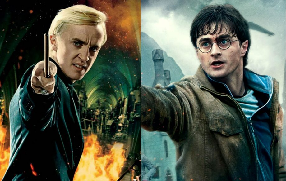 Draco Malfoy actor believes theory that Harry Potter had a crush on him