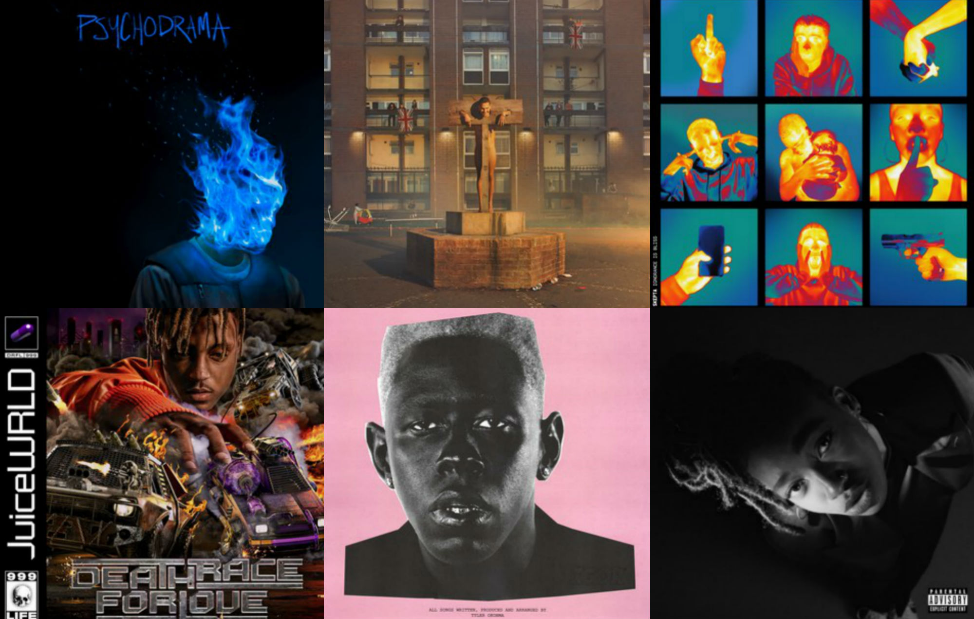 The best rap and hip-hop albums of 2019 (so far!)