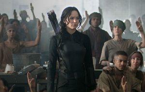 'The Hunger Games: Mockingjay Part 1' Film - 2014