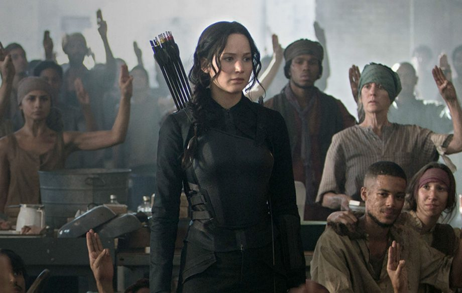 A 'Hunger Games' prequel is in the works