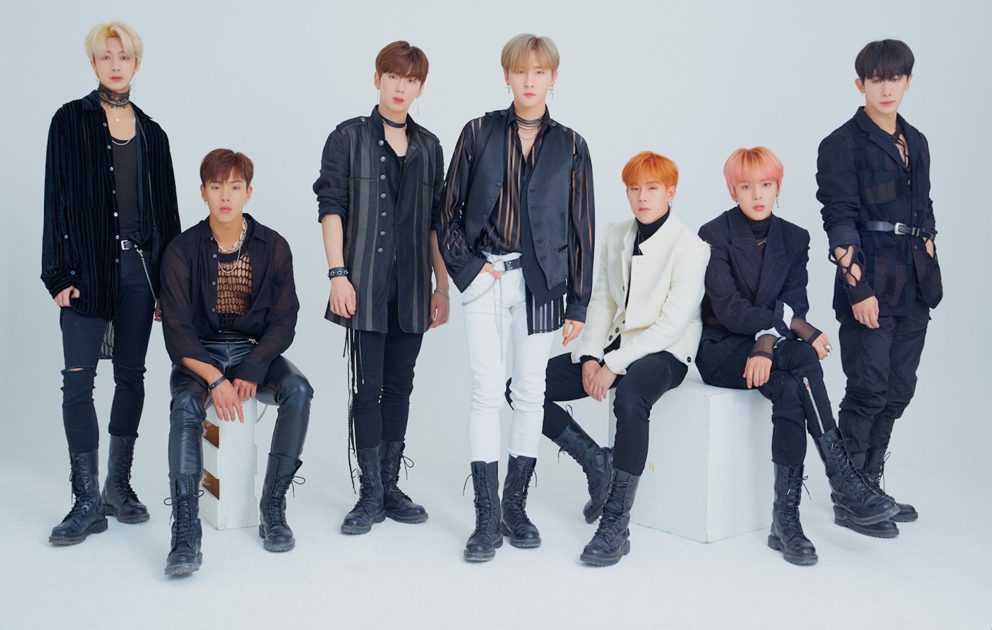 Monsta X channel 90s boybands in their video for 'Someone's Someone'