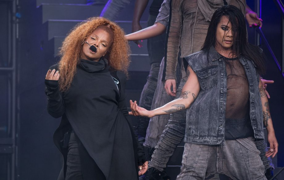 Janet Jackson at Glastonbury: a pop megamix, a stadium
