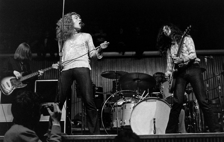 Facebook reverses ban on Led Zeppelin's 'Houses of the Holy