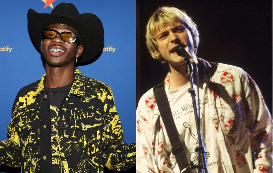 Listen to Lil Nas X's Nirvana-interpolating new song, 'Panini'