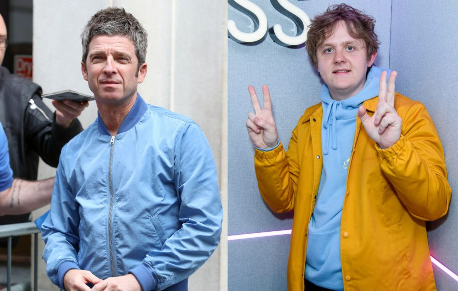Noel Gallagher Hits Back At Quot Big Daftie Quot Lewis Capaldi