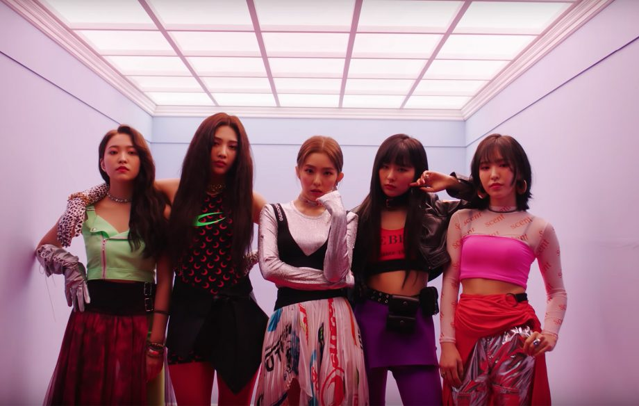 Watch the dizzying video for Red Velvet's new single 'Zimzalabim'